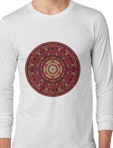 Mandala 45 T-Shirts & Hoodies Long Sleeve T-Shirt