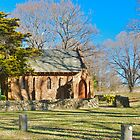 Gostwyck Chapel by Penny Smith