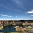 DRY FALLS by Joe Powell