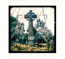 kensal green cemetery [ttv] Art Print