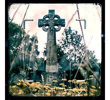 kensal green cemetery [ttv] Photographic Print