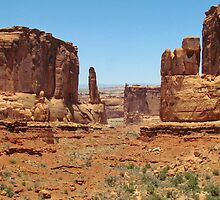Arches National Park by lorilee