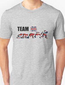 Go Team GB!! Unisex T-Shirt