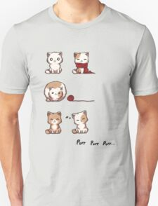 Soft Kitty Unisex T-Shirt