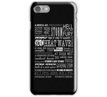 Richard Castle v2 iPhone Case/Skin