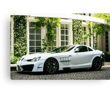 Mansory SLR  Canvas Print