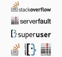 Stackoverflow Serverfault Superuser by jnskrlsn