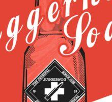 Juggernog Soda - Poster Sticker