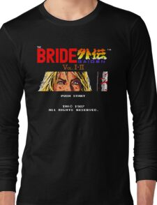 The bride gaiden (Beatrix eyes version) Long Sleeve T-Shirt