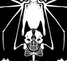 BAT RISES Sticker