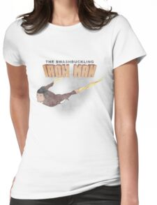 Iroh Man Womens Fitted T-Shirt