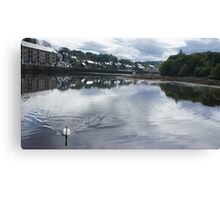 Donegal, Ramelton Canvas Print