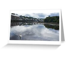 Donegal, Ramelton Greeting Card