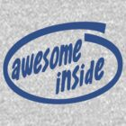 Awesome inside by Purplecactus