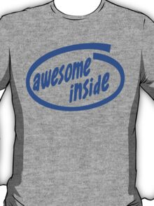 Awesome inside T-Shirt