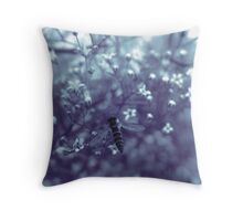Baby's breath_02 Throw Pillow