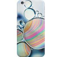 oil and water iPhone Case/Skin
