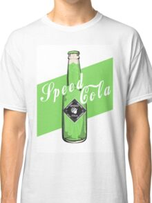 Speed Cola - Poster Classic T-Shirt