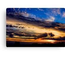 Greater Than Canvas Print