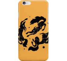 Dancing Wolves iPhone Case/Skin
