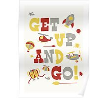 Get Up And Go Poster