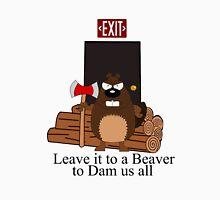 Dam beaver Unisex T-Shirt