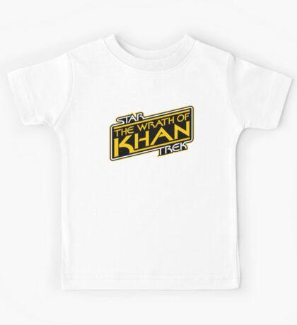 Khan Strikes Back Kids Tee