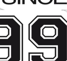 Since 1999 Sticker