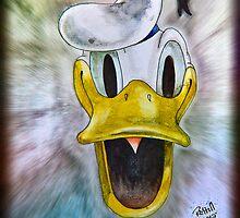 DONALD!! by buddybetsy