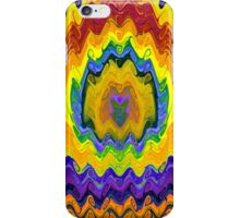 Abstract phone skin and cover - iPhone 4, 4s, iPod deflector, skin iPhone Case/Skin