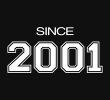 Since 2001 Kids Tee