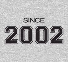 Since 2002 Kids Tee