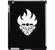 Jojo - Star Platinum Icon (Variant 2, White) iPad Case/Skin