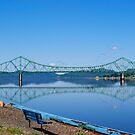 Restigouche River  by Zack Parton