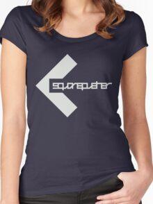 sp dark Women's Fitted Scoop T-Shirt