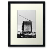"""Utopia estetica""  Framed Print"