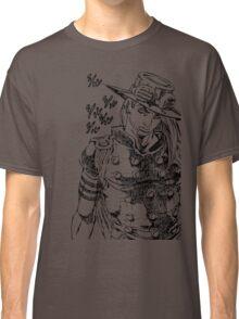 Jojo - Gyro Zeppeli (Black) Classic T-Shirt