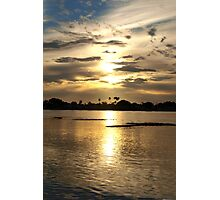 Shining waters Photographic Print