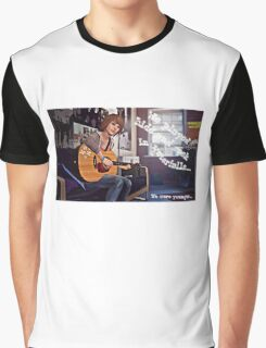 Life is strange - Max singing Ostacles Graphic T-Shirt