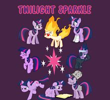 The Many Forms of Twilight Sparkle Unisex T-Shirt