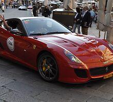 Ferrari 599 GTO F1 (2011) by Frits Klijn (klijnfoto.nl)