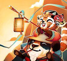 Panda Festival by Prinnay