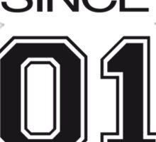 Since 2012  Sticker