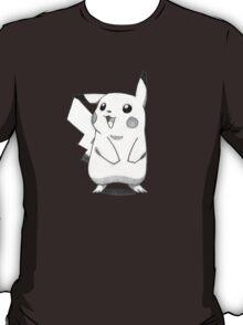 pikachu looking away drawing T-Shirt