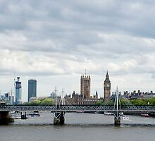 London Panorama by BigshotD3