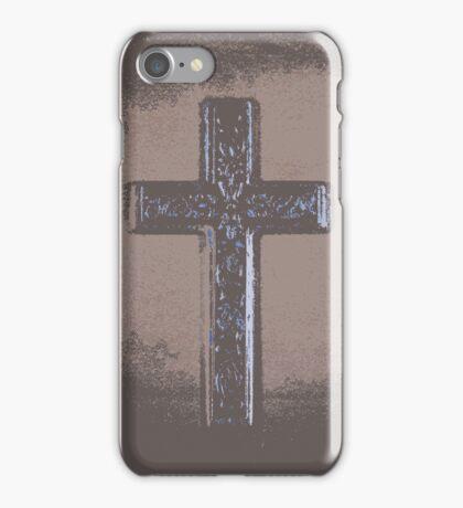Cross iPhone Case/Skin