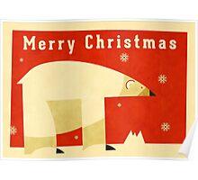 Polar bear 1 Poster