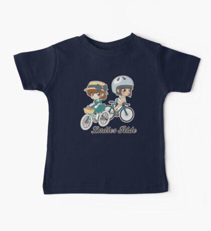 Ladies Ride Baby Tee