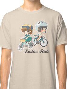 Ladies Ride Classic T-Shirt