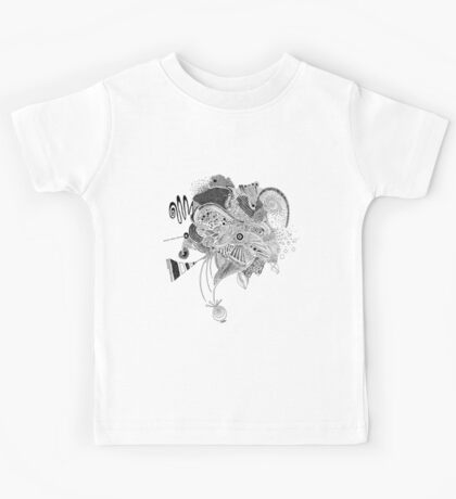 Shape experiment Kids Tee